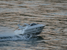 09 - Andreas neue FAIRLINE Targa 34